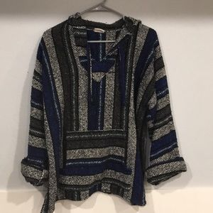 Original Vintage Mexican Sweater